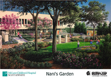 Thumbnail image for Physician and His Family Name Healing Garden in Memory of Wife and Mother