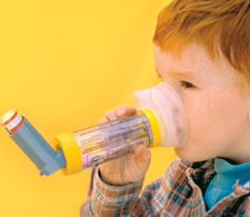 Thumbnail image for New Community Pediatric Asthma Education Classes and Outreach Program Offered
