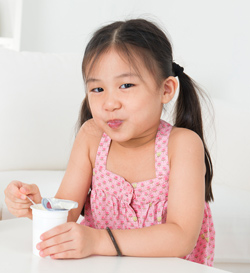 Thumbnail image for Children May Benefit from Good Bacteria—Probiotics